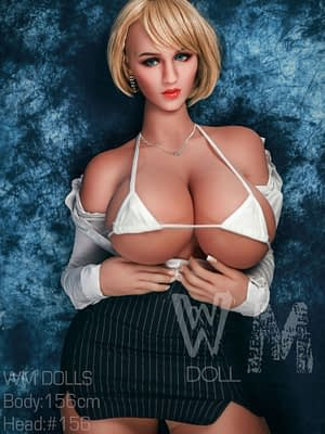 156cm M Cup Sex Doll - Milly-6
