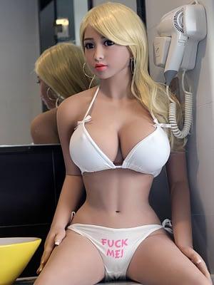 158cm Sex Doll - Mona-8