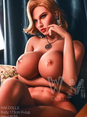 173cm H Cup Sex Doll - Phoebe-4