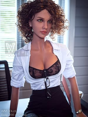 166cm C Cup Teacher Sex Doll - Connie-4