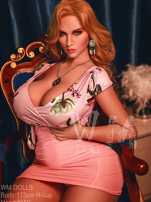 173cm H Cup Sex Doll - Phoebe-2